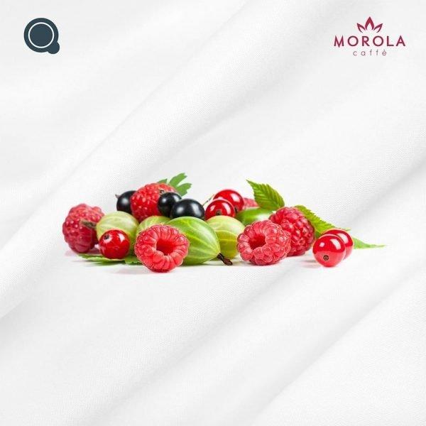 cialda morola frutti rossi