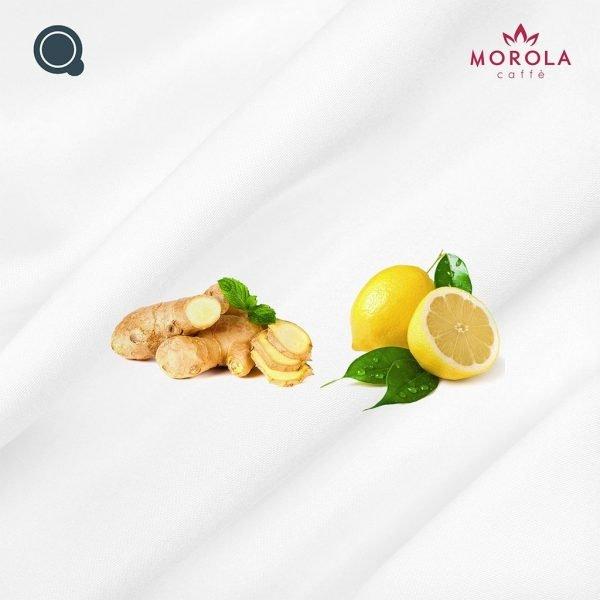 cialda tisana limone e zeznero