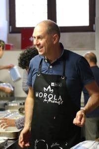 Pino Fumarola Morola Esperto Caffè