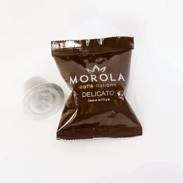 capsula delicato compatibile neespresso
