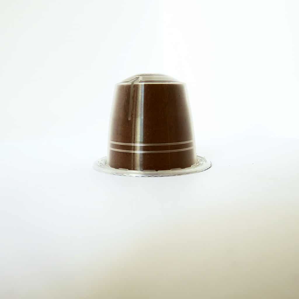 Negozio capsule caffè