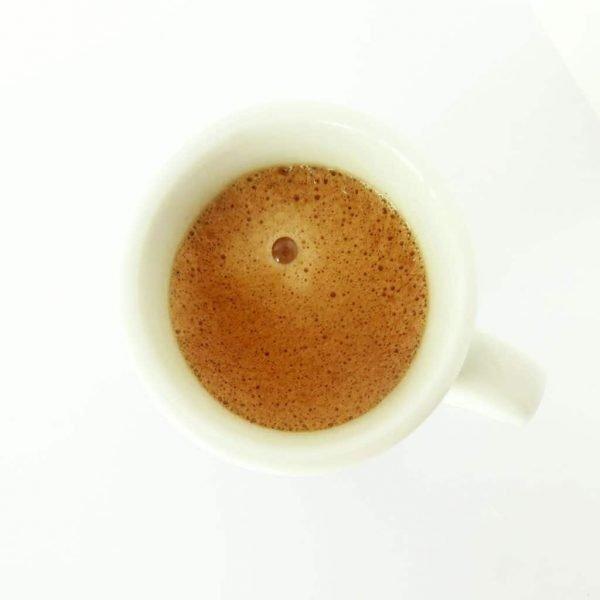 tazzina caffè delicato nespresso