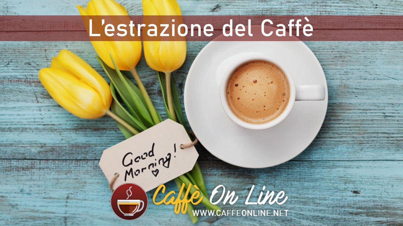 L'estrazione del Caffè